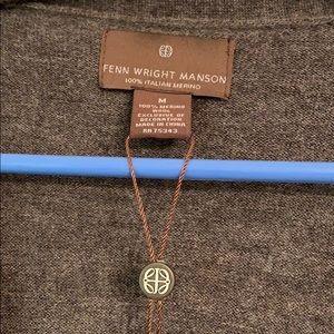 Fenn Wright Manson Sweaters - Fenn Wright Mason Gray Sweater
